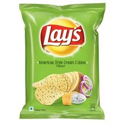 Lays Cream n Onion - 95Gm