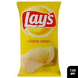 Lays Classic Salted 130Gm