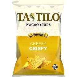 Tastilo Nacho Chips Cheesy Crispy 150Gm