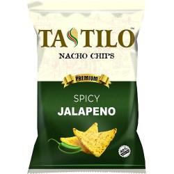 Tastilo Nacho Chips Spicy Jalapeno 150Gm