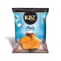 KBZ Masala Potato Chips 145Gm