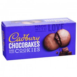 Cadbury Chocobakes Cookies150gm