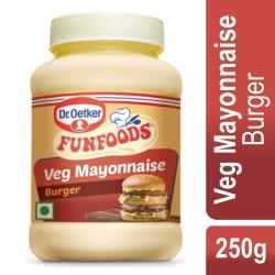Funfood Burger Mayonniase 250gm