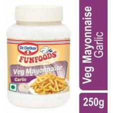 Funfood Garlic Mayonnaise 250 gm