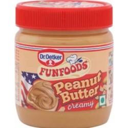 Funfood Peanut Butter Creamy 925gm