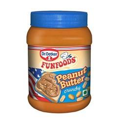 Funfood Peanut Butter Crunchy 925 gm