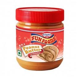 Funfood Peanut Butter Creamy - 400gm