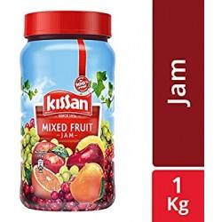 Kissan Mixed Fruit Jam Jar 1kg