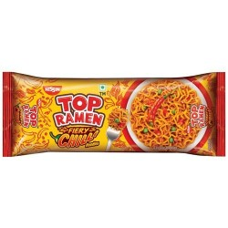 Top Ramen Fiery Chilli Noodles 280Gm