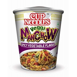 Top Ramen Cup Noodles Veg 70Gm