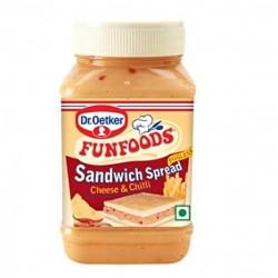Funfood Cheese and Chilli Sandwich