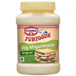 Funfood Veg Mayonnaise 400Gm