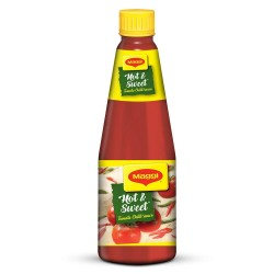 MAGGI HOT N SWEET SAUCE-1 kg