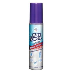 Max Kleen Disinfectant Sanitizer 125ml