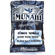 Munahi Black Salt Powder 100gm