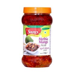 Swad Methiya Mango Pickle 1Kg