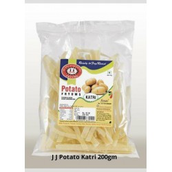 J J Potato Katri 200Gm
