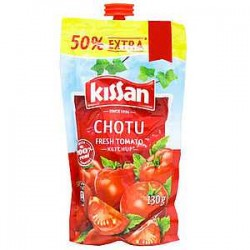 Kissan Chotu Fresh Tomato Ketchup 130Gm