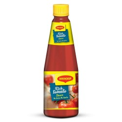Maggi Rich Tomato Ketchup 1kg(No onion No Garlic)