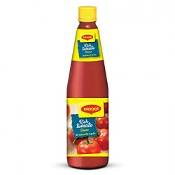 Maggi Rich Tomato Sauce - 500Gm(No onion No Garlic)