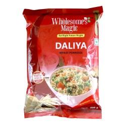 Wholesome's Magic Daliya 500Gm