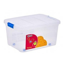 Nayasa Multipurpose Transparent Container  Storage 25Ltr
