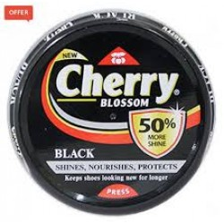 Cherry Blossom Black 40gm