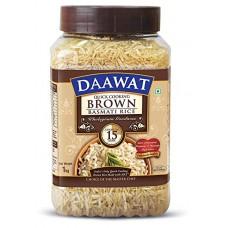 Daawat Brown Basmati Rice-1kg