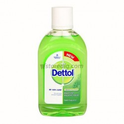 Dettol Lime Fresh Liquid 500Ml