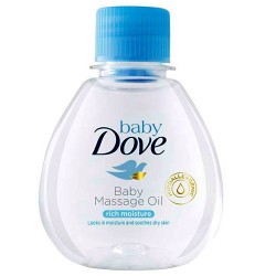 Dove Baby Massage Oil 100ml