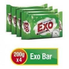 Exo Antibacterial Bar 4*200gm