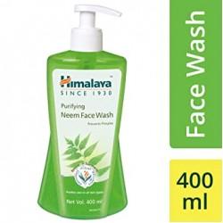 Himalaya Neem Face Wash 400ml