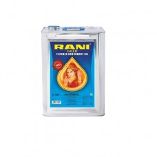 Rani Groundnut Oil Tin 15kg