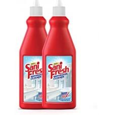 SANI FRESH BATH CLEANER 450+450ML