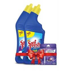 Sani Fresh Toilet Cleaner (500+500)ml
