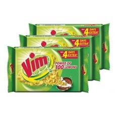 VIM BAR LEMON 600 GM