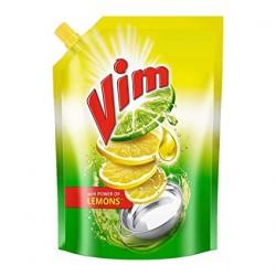 Vim Drop Dish Wash Pouch - 500Ml