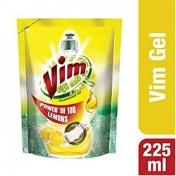 Vim Liquid Pouch 225 ml