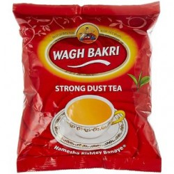 Wagh Bakri Dust Tea 250 gm
