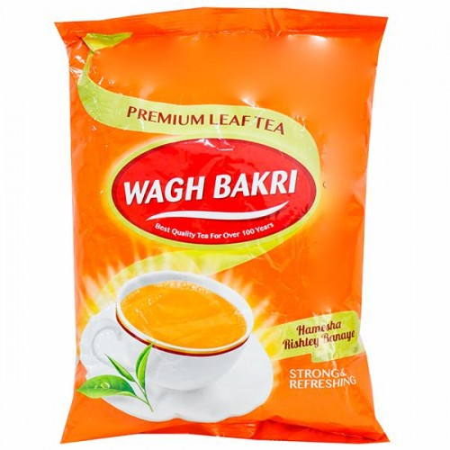 Wagh Bakri Premium Leaf Tea-1 kg