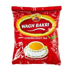 Wagh Bakri Dust Tea 500 gm