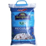 Aeroplane Regular Basmati Rice 5 kg