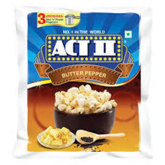 Act 2 Butter Pepper 70gm