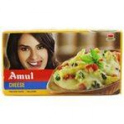 AMUL CHEESE CUBE-200 g