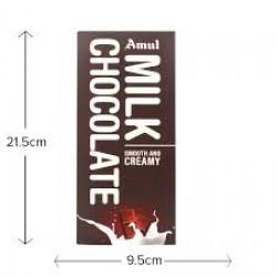 Amul Milk Chocolate 40Gm