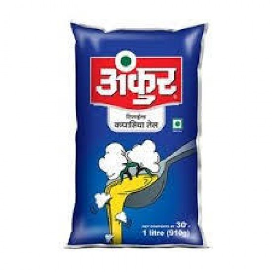 Ankur Cottonseed Oil 1 litre