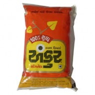 Ankur Groundnut Oil Pouch 1 litre