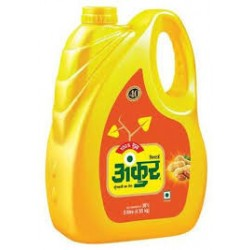 Ankur Groundnut Oil Jar 5 litre