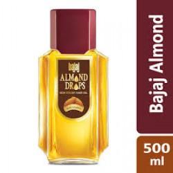Bajaj Almond Drops-500 ml