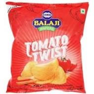 Balaji Wafer Tomato Masti-135G